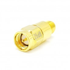 SMA 25dB 1W Fixed Attenuator