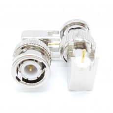 3GHz BNC(M)RA 4R 50ohm G-Receptacle PCB-Pin-3mm