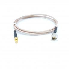 SMA(M)수컷-MCX(M)수컷 RG-316/S Cable Assembly 50옴