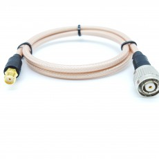 BNC(F)암컷-TNC(M)R.P암컷(역심형) RG-400 Cable Assembly-50옴