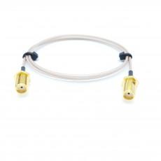 SMA(F)BH(암컷)-SMA(F)BH(암컷) RG-178 10Cm Cable Assembly-50옴