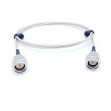 SMA(M)(수컷)-SMA(M)(수컷) RG-178 10Cm Cable Assembly-50옴