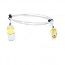 SMA(F)BH(암컷)-SMA(M)RA(수컷) RG-178 10Cm Cable Assembly-50옴