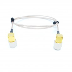 SMA(M)RA(수컷)-SMA(M)RA(수컷) RG-178 10Cm Cable Assembly-50옴