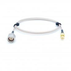 SMA(M)(수컷)-MCX(M)(수컷) RG-178 10Cm Cable Assembly-50옴