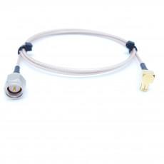 SMA(M)(수컷)-MCX(M)RA(수컷) RG-178 10Cm Cable Assembly-50옴