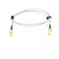 MCX(M)(수컷)-MCX(M)RA(수컷) RG-178 10Cm Cable Assembly-50옴