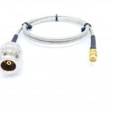 N(F)암컷-SMA(F)암컷 SF141 Cable Assembly-50옴