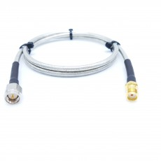 SMA(M)수컷-SMA(F)암컷 SF141 Cable Assembly-50옴