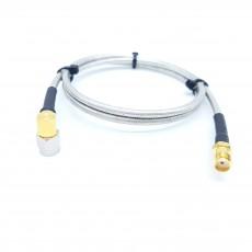 SMA(M)RA수컷-SMA(F)ST암컷 SF141 Cable Assembly-50옴 DC~6GHz