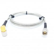 SMA(M)RA수컷-SMA(M)ST수컷 SF141 Cable Assembly-50옴