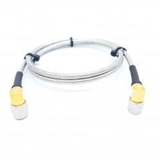 SMA(M)RA수컷-SMA(M)RA수컷 SF141 Cable Assembly-50옴