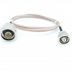 N(M)수컷-TNC(M)R.P암컷(역심형) RG-316/S 10Cm Cable Assembly-50옴