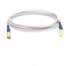 MCX(F)ST-MCX(M)R/A-10Cm RG-316/S Cable Assembly / 50옴