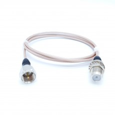 F(M)-F(F)-10Cm RG-316/S Cable Assembly / 50옴