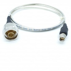 18GHz N(M)-SMA(M) BELDEN Semi-Flexible141 Cable Assembly / 50옴