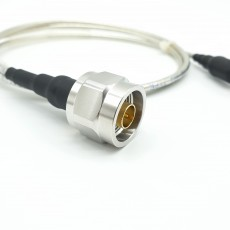 18GHz N(M)-N(M) BELDEN Semi-Flexible141 Cable Assembly / 50옴