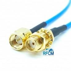 SMA(M)수컷-SMA(F)B/H암컷 for SS405 Cable Assembly/50옴