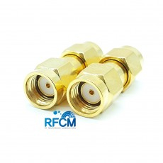 R.P2 SMA PP 암컷 암컷50ohm ADAPTOR DC~6GHz