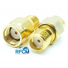 R.P SMA PJ 암컷 암컷50ohm ADAPTOR DC~6GHz
