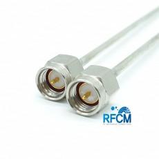 SMA(M)수컷-SMA(M)수컷 SR085 10Cm Cable Assembly-50옴
