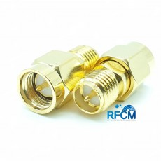 R.P SMA PJ 수컷 수컷50ohm ADAPTOR DC~6GHz