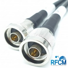 N(M)-N(M) LMR-400 Cable Assembly-50옴