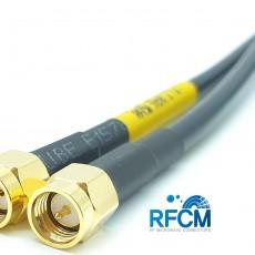 RP SMA(M)암컷-SMA(M)수컷 HF & LWR200 Cable Assembly-50옴